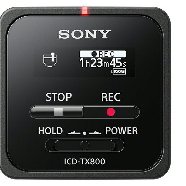ICレコーダー「ICD-TX800」