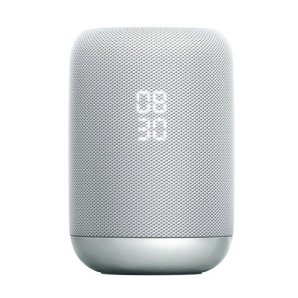 【お取り寄せ】スマートスピーカー SONY ソニー LF-S50G WC ホワイト 防水 Bluetooth ワイヤレススピーカー 【送料無料】 AIスピーカー Googleアシスタント対応 ギフト プレゼント 【1年保証】