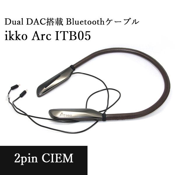 ヘッドホン・イヤホン用アクセサリー, リケーブル IKKO Arc ITB05 Bluetooth (2PIN 0.78) 2pin Bluetooth