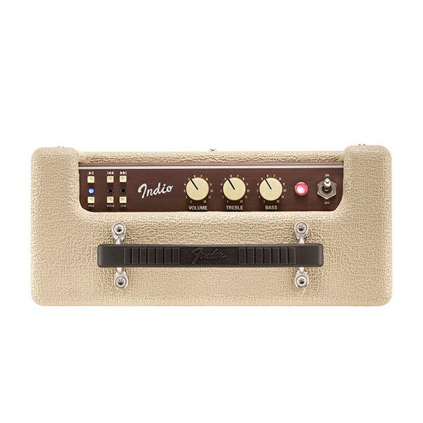 Fender(フェンダー)『INDIOBLUETOOTHSPEAKER(インディオ・ブルートゥース・スピーカー)』