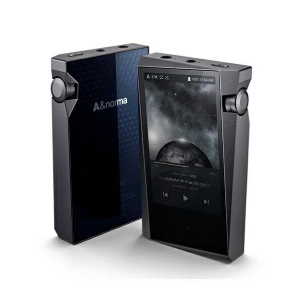 Astell&Kern アステルアンドケルン A&norma SR15 Dark Gray 【AK-SR15-DG】 ハイレゾ音源対応高音質デジタルオーディオプレーヤー【(代引き不可) 【1年保証】