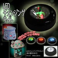 LEDチェンジングライト単品【あかり工作の必需品きれいなLED灯】