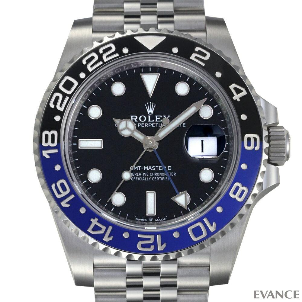 腕時計, メンズ腕時計  GMTII 126710BLNR