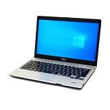 中古 パソコン 富士通 LIFEBOOK S936/M B5 ノートパソコン 13.3インチ フルHD HDMI 新品SSD使用 ac 無線LAN カメラ 指紋 WPS Office付き Windows10 Pro 【Core i5-6300U/4GB/512GB SSD/MULTI】