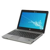 中古パソコン ★ hp ProBook 4340s メモリ増設済みで快適です! USB3.0 HDMI 高性能 無線LAN Office付き Windows7 Pro 32Bit 【Core i5-3210M/4GB/320GB】 【中古】 中古ノートパソコン