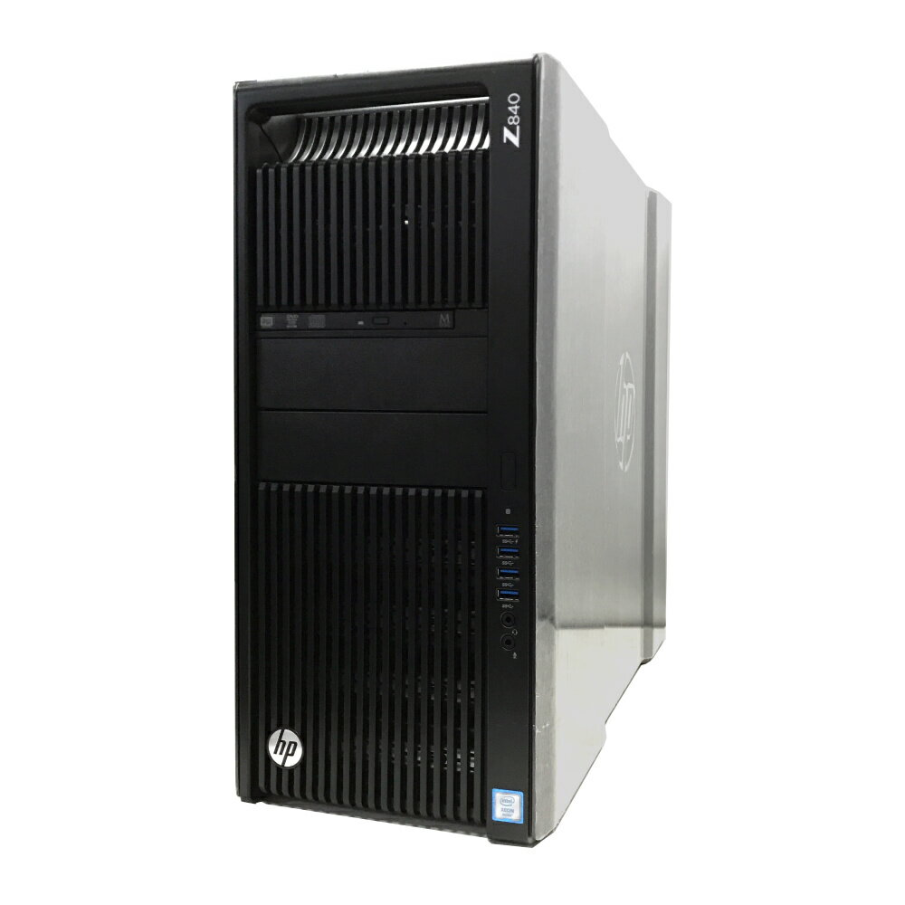 パソコン, デスクトップPC  hp Z840 WorkStation Quadro P5000 VRAM 16GB ARC 1883Ix-16 28CPU WPS Office Windows10 Pro Xeon E5-2690v4 2CPU32GB512GB SSD2TB SSD x8MULTI