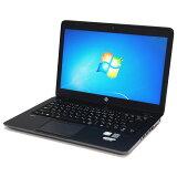 【お買い物マラソン ポイント最大44倍 割引クーポン発行中】 中古 パソコン hp ZBook 14 訳あり バッテリー無し B5 ノートパソコン 14インチ FHD 新品SSD使用 無線LAN カメラ 指紋 WPS Office付き Windows10 Pro 【Core i7-4600U/16GB/512GB SSD/500GB HDD】