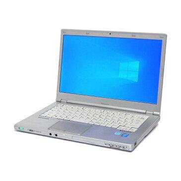 中古 ノートパソコン オススメ モバイルノート ミドルレンジ 只今の機種はLet'snote LX3 訳あり 外観難あり B5 14インチ 新品SSD HDMI カメラ 無線LAN WPS Office付き Windows10 Home 【第4世代Core i5/8GB/512GB SSD】