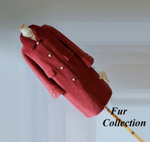 豪華フォックス襟ムートンコート・チンチラ・カルガンラム・ドルガバ・ミンク・セーブル・ファー・毛皮お好きな方に