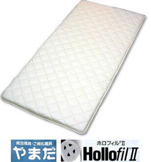ダクロンホロフィル cotton 3-layer solid-敷ふ and I (single).