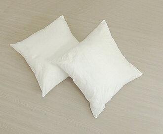 Cushion the contents / squares 45 cm