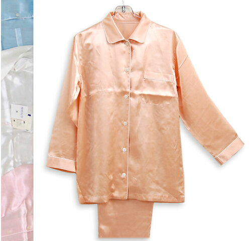 ワコール婦人シルクシャツパジャマ YDX512 …送料無料…
