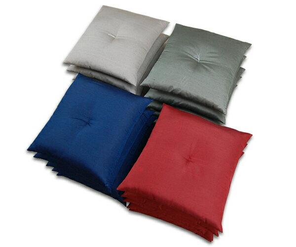 【エントリーでP5倍_高額クーポンも】紬絹交織冬座布団 5枚組 /59×63 八端判