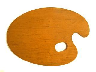 木製パレット 丸型(小)