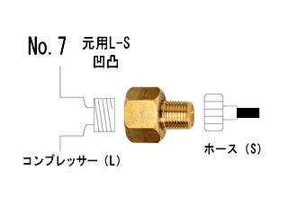 ジョイント No.7 元用L-S