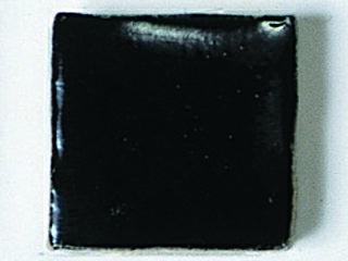 楽焼色釉薬A(粉末) 黒 1Kg