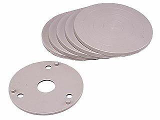 陶芸/樹脂カメ板セット 径300mm用