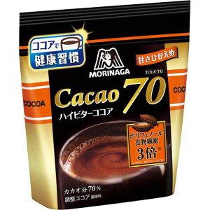 森永ココアカカオ70(200g)