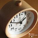 王道を貫き、完成した美しさ。RIKI ALARM CLOCK(置き時計/目覚まし時計/ワタナベリキアラームク...