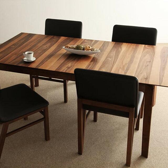 天然木 エクステンション ダイニングテーブル Sharbat :インテリアショップe-goods
