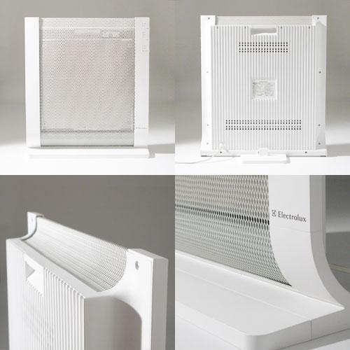 Electrolux 遠赤外線パネルヒーター mjuk vit friska (エレクトロラックス 輻射熱 EPH912 暖房器具 北欧)