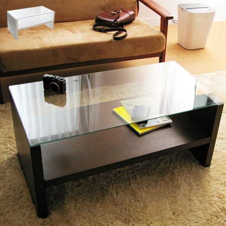 ジャジーガラステーブル