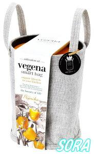 取手付ナチュラルバッグで育てる栽培セット!!ベジーナスマートバッグ パプリカ