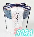 日本の魅力が詰まってます!染付小紋盆栽栽培セット 桜【楽ギフ_包装選択】【楽ギフ_メッセ入力】