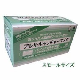 日本製 MERS PM2.5 マスク アレルキャッチャーマスク M 30枚