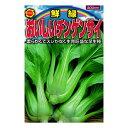 アタリヤ農園 野菜種 おいしいチンゲンサイ M