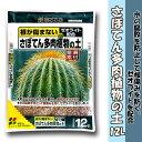 花ごころ 園芸用用土 サボテン多肉植物の土 12L