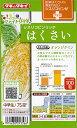 メール便対応 タキイ種苗 野菜種 ファイトリッチ シスリコピンリッチはくさい[オレンジクイン](AHA01H)