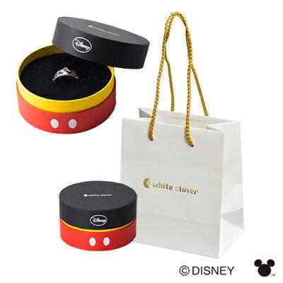 【whiteclover/DisneySeries】ディズニー/ミニーマウス/ピアス&オリジナルBOXDI012L