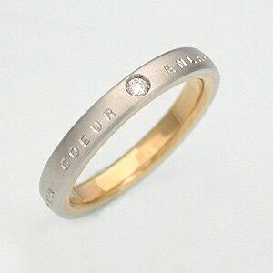 【割引価格をお問合せください】NINARICCI【ニナリッチ】ブランド結婚指輪−マリッジリング−6RM902【送料無料】