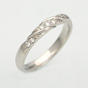 【割引価格をお問合せください】NINARICCI【ニナリッチ】ブランド結婚指輪−マリッジリング−6RB067【送料無料】
