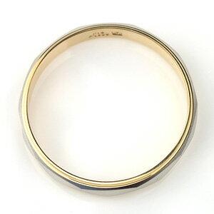 結婚指輪(マリッジリング)ペアリングプラチナ900/18金ゴールドマリッジリングTRUELOVEパイロットtruelovem150刻印無料(文字彫り)