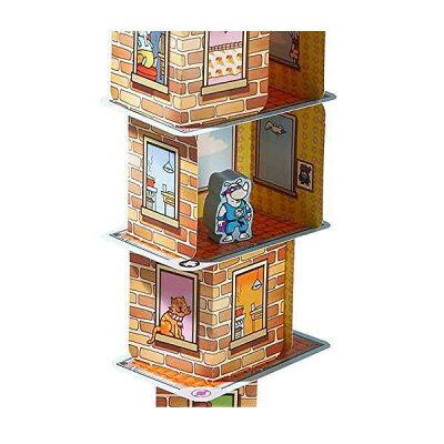 【クーポン配布中】キャプテン・リノ HA4092 (Super Rhino!) 日本語説明書付 カードゲーム バランスゲーム パーティゲーム HABA ハバ社 ドイツ ゲーム 玩具 おもちゃ ブラザー・ジョルダン社 楽天・・・ 画像2