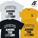 AFFECTERTシャツDOTCOS/STeeロゴ刺しゅうアフェクター