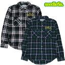 seedleSs. 長そでネルシャツ sd check nel shirts シードレス チェック