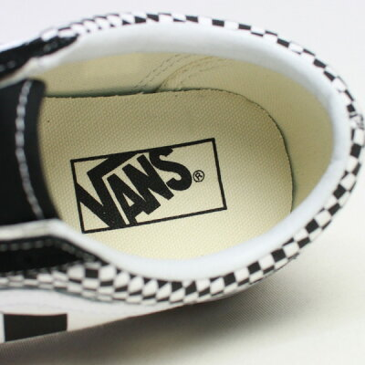 VANSスニーカーOLDSKOOLMIXCHECKER/BLACK/TRUE(バンズ、ヴァンズ)