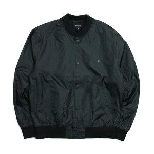 BRIXTON ナイロンジャケット  ARLO BLACK(黒)   (ブリクストン)