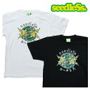 seedleSs. Tシャツ Green Goldfigh シードレス