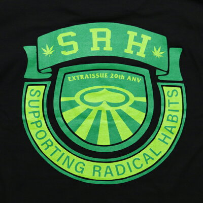 SRHXEXtraissueコラボTシャツ
