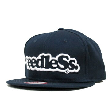 seedleSs. CAP SD NEW ERA SNAPBACK NAVY (sdreg-ht01)(キャップ)