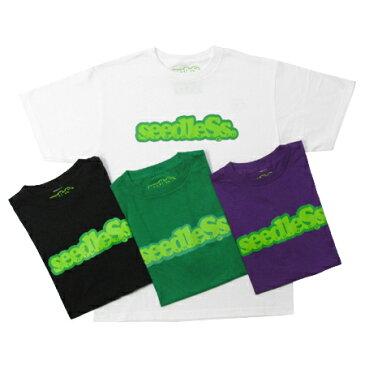 SeedleSs.Tシャツ COOP TEE REGULAR 4色 (シードレス)