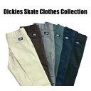 Dickies ワークパンツ 67コレクション レングス30インチ  TWILL WORK PANT SLIM FIT STRAIGHT LEG (WP894DS) 6色