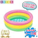 【対象年齢1歳〜3歳】INTEX 家庭用プール U58924