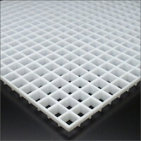 プラスチックルーバー15-11TYPELGP-15-11W乳白色608mmx1216mm