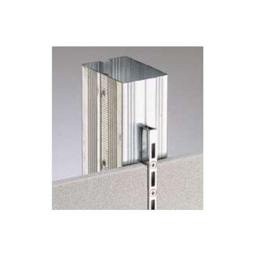 ロイヤル 棚柱 チャンネルサポート(シングル) ASF-1 900mm ホワイト