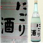 菊姫にごり酒1.8L【新酒】